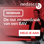 Webinar: nut en noodzaak van BAV (advertorial Nedasco)