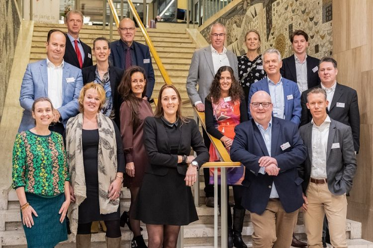 VVP Event Communicatie 2018 groepsfoto