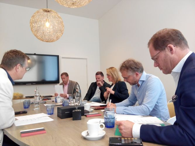 Pitches VVP Advies Award 2019 jury TB