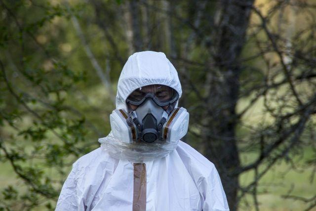 Asbest sanering via Pixabay